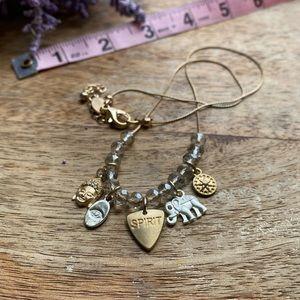 Jewelry - Boho Charm Necklace- NWOT